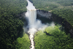 Kaieteur Falls Facts Information Tours