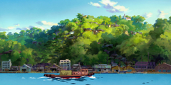 High res wallpapers from Up on Poppy Hill