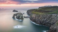 Cornwall Landscape Desktop Wallpapers