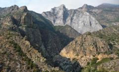 USA Sequoia Kings Canyon National Park Nature Mountains