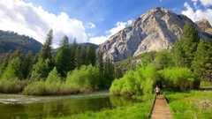 People Pictures View Image of Sequoia and Kings Canyon National