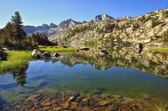 wallpapers Unnamed Lake Dusy Basin Kings Canyon National