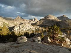 Wilderness Trail Descriptions