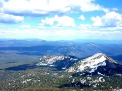 A Hike Up Mt Lassen Peak Jenny Louise Marie