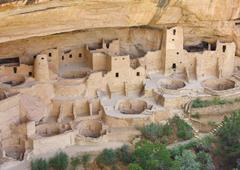 Mesa Verde cliff dwellings Montezuma County Colorado Anasazi