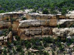 Canyon Mesa Verde Ruins Canyon Anasazi Indians Windows Wallpapers