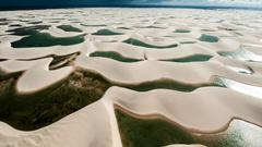 Wallpapers Of The Lencois Maranhenses National Park In Brazil