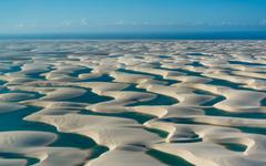 Lençóis Maranhenses National Park Image as Backgrounds
