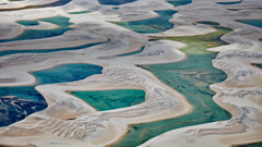 Lençóis Maranhenses National Park Bing Wallpapers