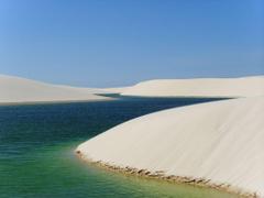 Lençóis Maranhenses Brazil s Sand Dune Lagoons
