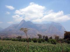 Legends of Mulanje Africa s misty mountain Mark Horrell