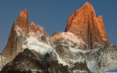 Mount Fitz Roy Argentina 4K HD Desktop Wallpapers for 4K Ultra HD
