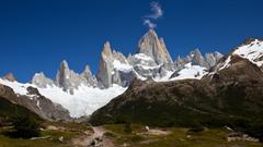 Cerro Fitz Roy Argentina Wallpapers