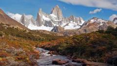 Fitz Roy Wallpapers Fresh Cerro Fitz Roy at El Chaltén Argentina In