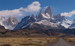 Fitzroy Massif Cerro Torre Massif and Perito Moreno Glacier Los