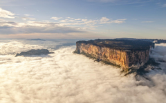 Mount Roraima The Oldest Geological Formations on Earth