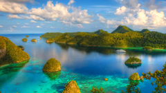 Raja Ampat Archipelago Wallpapers and Backgrounds Image