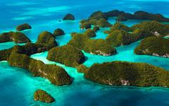 Raja Ampat Islands Archipelago in Indonesia
