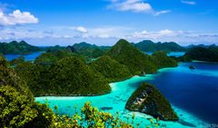 Paradise Island Raja Ampat