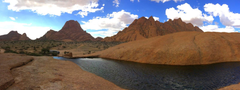 Spitzkoppe and Cape Cross are amongst Namibia s top sites