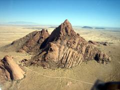 Шпитцкопп Намибия