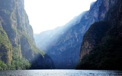 Sumidero Canyon Mexico