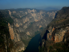 Sumidero Canyon Tour Boat Ride and Lookout Points Keteka
