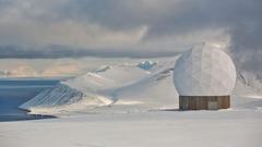 Svalbard Satellite Bing Wallpapers