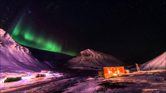 Svalbard Islands or Where to Hide From the World