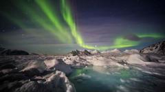The One Memory of Flora Banks Svalbard Photo Tour Blog Tour