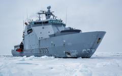 norwegian coast guard svalbard nocgv svalbard kv svalbard norway