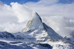 Matterhorn Zermatt Swiss Alps Switzerland