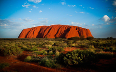 Mount Uluru Ayers Rock Australia Full HD Wallpapers and Backgrounds