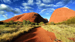 Uluru And Kata Tjuta National Park Australia Desktop Wallpapers HD