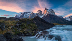 Torres del Paine Wallpapers and Backgrounds Image