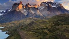 Wallpapers Torres del Paine 4k HD wallpaper National Park