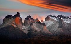 Torres Del Paine Horns HD Wallpapers