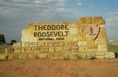Miscellaneous Gateway National Dakota Entrance Roosevelt North