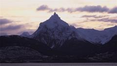 Mount Olivia in Ushuaia