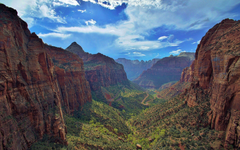 Zion National Park HD Wallpapers