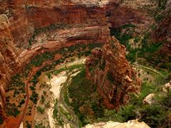 Zion National Park Angels Landing