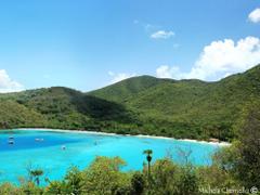 Elevation of British Virgin Islands
