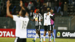Snap shots of CAF CL Confederation Cup TP Mazembe and Ismaily