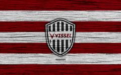 wallpapers Vissel Kobe 4k emblem J