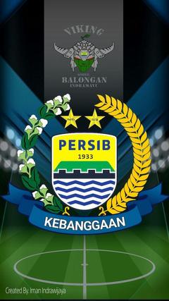 Walpapper Persib Bandung ViDI Korwil Balongan