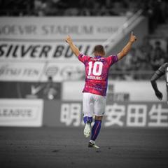 Lukas Podolski VISSEL KOBE Japan