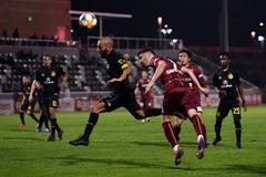 Columbus Crew opens preseason with scoreless draw against Vissel