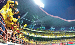Kerala Blasters Management Plans to have Own Stadium