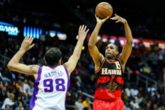 Fading Atlanta Hawks won t have Al Horford back to help them this