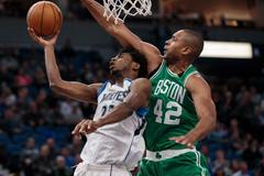 Al Horford has been a godsend for the Celtics already